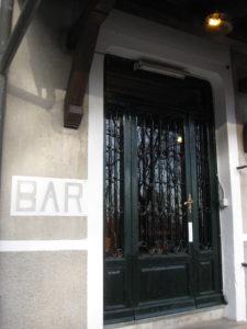 Ingresso Bar Osteria Irma - Varese - Campo dei Fiori