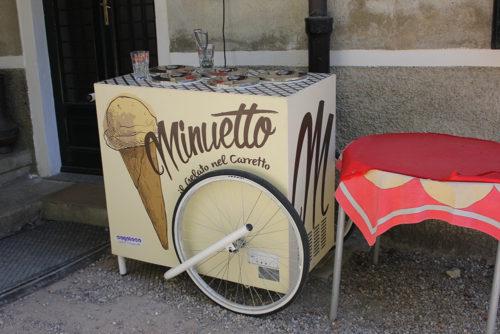 Il buon gelato artigianale - Osteria Irma - Varese