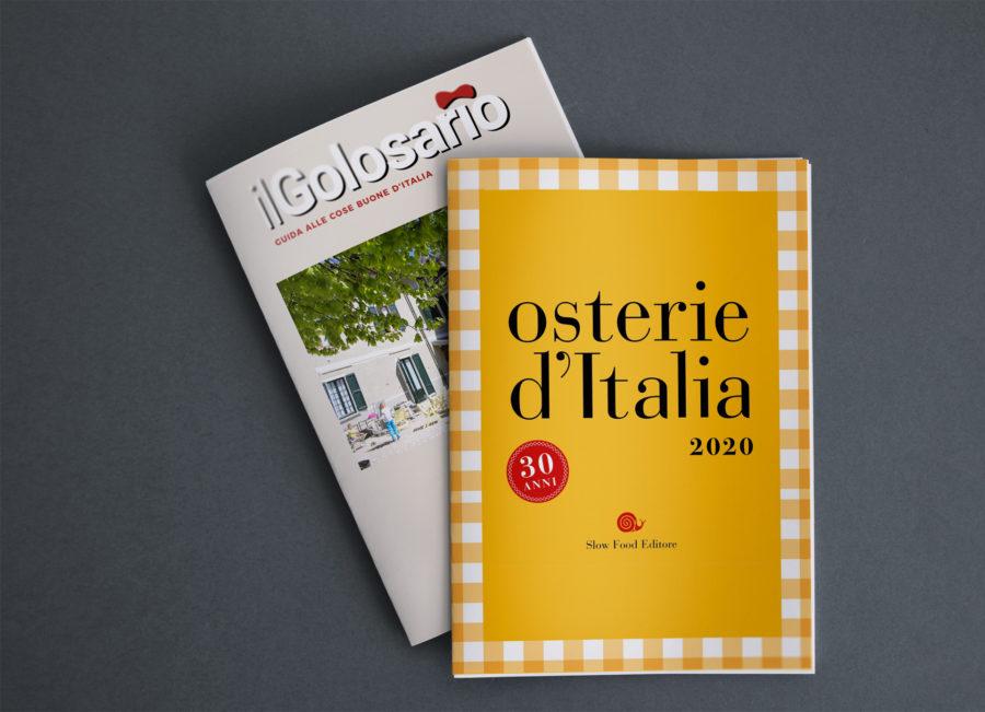 L'Osteria Irma su Osterie d'Italia e Il Golosario